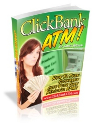 Product picture Clickbank ATM - Earn With Clickbank